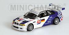 1/43 BMW M3 GTR BMW Motorsport  ELMS  Jarama 2001  Lehto / J.Muller