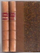 RARE REVUE LILLOISE ESSAIS LITTERAIRES 1897-1899 PIERRE VALDELIEVRE POESIE LILLE