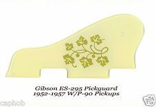 Vintage ES 295 ES-295 Guitar Pickguard 1952-58 P-90 Pickups for Gibson Project
