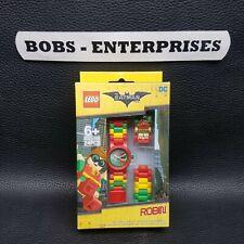 LEGO Robin Buildable Watch and Minifigure The Batman Movie e-173
