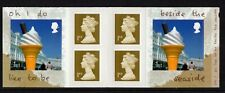 PM15 2008 Beside the Seaside Retail Stamp Booklet MNH