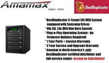 Bestduplicator 3 Target 24x SATA DVD Duplicator with Samsung 24x Drives (1 to 3)