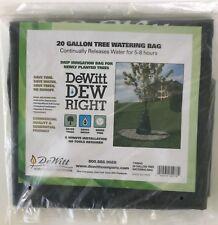 Dewitt Twgbag 20 Gallon Dew Right Drip Tree Irrigation Bag Landscaping Garden