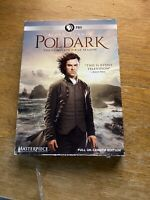 POLDARK SEASON 1 (DVD, 2015, 3-Disc Set, UK Edition) NEW