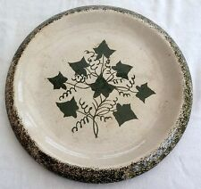 Old Hand Painted Plate