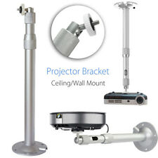 Universal Projector Ceiling Mount Bracket fr LCD DLP Stand Extendable Adjustable