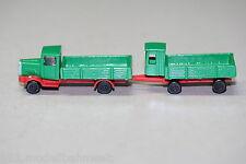 IMU 12068 Holzpritschenzug  grün/rot Spur N OVP