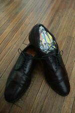 """Allen Edmonds """"SANFORD"""" Oxfords Brown Men Shoes Size 13B Pre-owned"""