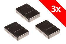 3 Berner Handsender B1S40L 40 Mhz 1-Kanal Tedsen SLX1MD S849 B40L Funksender
