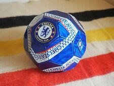 Chelsea Football Club Fc Official Licensed Size 5 Soccer Ball Blue White