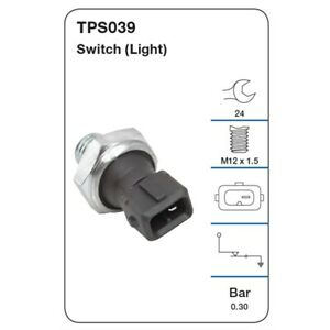 Tridon Oil Pressure Switch TPS039 fits MG MGF 1,8 i VVC, 1.8 i 16V, 1.8 i VVC