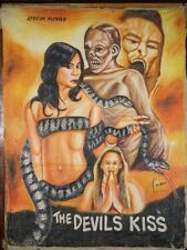 The Devils Kiss, African Movie
