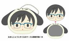 Yuri on Ice x Sanrio - Omanjuu Niginigi Mascot Yuri Katsuki & Pochacco