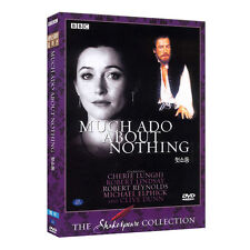 Much Ado About Nothing (1984) BBC Shakespeare DVD - Stuart Burge (*New *All)