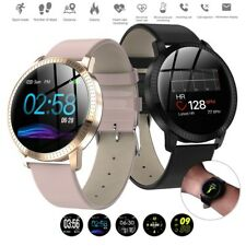 Bluetooth Smart Watch Bracelet Heart Rate & Blood Pressure Fitness Tracker CF18