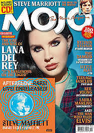 MOJO Lana Del Rey - Issue # 329 / April 2021 (NEW MAGAZINE & CD)