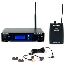 VOCOPRO SILENTPA-IN-EAR-ONE Complete Personal Audio Wireless Monitor System