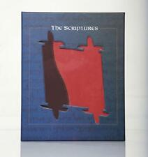 The Scriptures Duotone Tan Bible: Institute for Scripture Research Brand New