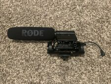 Lot of 2 Used Rode VideoMic Directional Video Condenser Microphones