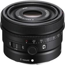 New Sony FE 50mm f/2.5 G Lens SEL50F25G