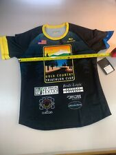 Sugoi Womens Casual Cycling Turbo Tech T Shirt Medium M (6607-3)