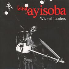 King Ayisoba - Wicked Leaders (Vinyl LP - 2014 - EU - Original)