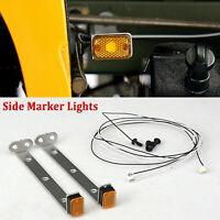 LESU Seitenmarkierungsleuchte LED Licht für 1/14 RC TAMIYA Tractor Truck Trailer