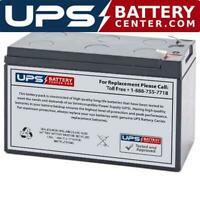 Ademco Vista 50P Replacement Battery