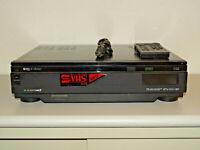 Blaupunkt RTV-910 High-End S-VHS Videorecorder inkl. FB, 2 Jahre Garantie