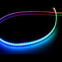Adafruit DotStar Digitale LED-Leiste, 144LEDs/m, 0,5m, schwarz, f. Arduino, 2328