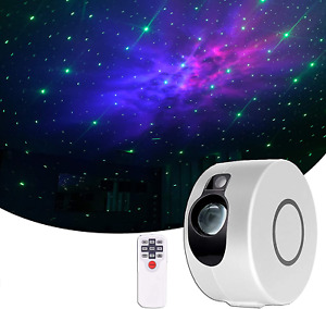 Sky Projection Lamp With Remote Control, Star Projector, Night Light Projector,