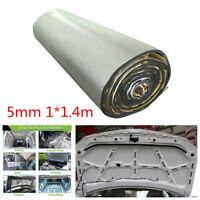 Car Engine Heat Mat Sound-Absorbing Pad Shield Noise Insulation Hood 5mm 1*1.4m