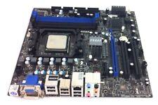 MSI 760GM-E51 Motherboard w/ AMD Phenom II X4 965 Quad Core Processor 3.4GHz