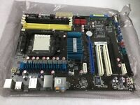 Asus M4N72-E Socket AM2 Motherboard DDR2 92M0AI211639 No Shield - Tested