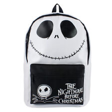 The Nightmare Before Christmas Backpack Boys Girls AdultSchool Bags Cosplay Prop