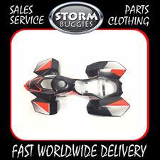 1000W Electric Quad Bike Puma Body Plastic - Storm Buggies & Storm Quads UK