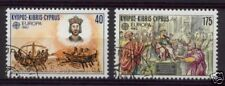 Historical Events Used European Stamps