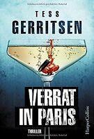 Verrat in Paris (HarperCollins) von Gerritsen, Tess | Buch | Zustand gut