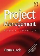 Project Management by Lock, Dennis