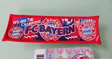 FC Bayern München - Aufnäher - We are the Champions - Motiv Nr. 18