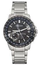 Citizen Eco-Drive Men's Satellite Wave-World Time GPS 44mm Watch CC3005-85E