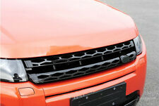 Car Front Honey Comb Mesh Grille Fit For Land Rover Range Rover Evoque 12-18 B