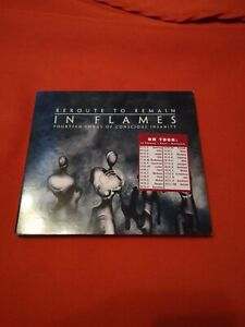 IN FLAMES - Reroute To Remain - Digipak