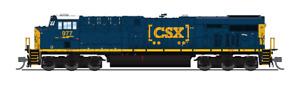 3896 Broadway N-SCALE GE ES44AC, CSX 977, Boxcar Scheme, Paragon3 Sound/DC/DCC