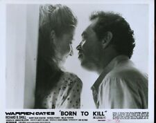 WARREN OATES MILLIE PERKINS BORN TO KILL ORIG 8X10 PHOTO  X3437