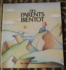 """Des Parents bientôt ✤ """"L'Adoption..."""" ✤ 1987"""