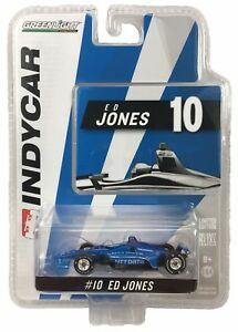 1:64 2018 Greenlight Ed Jones #10 Chip Ganassi Racing IndyCar Diecast
