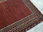 136x91 cm  NICE Afghan Vintage Baluch Prayer Rug Best Dukhtar-e-qazi Baluch Rug
