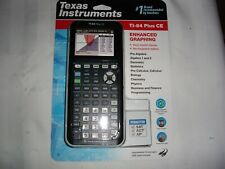 Texas Instruments TI-84 Plus CE Graphing Calculator- NEW