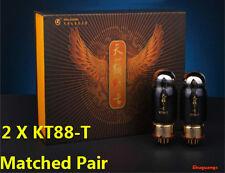 2pc Shuguang Natural Sound Series KT88-T(KT88-98,KT120)Matched Pair Vacuum Tubes